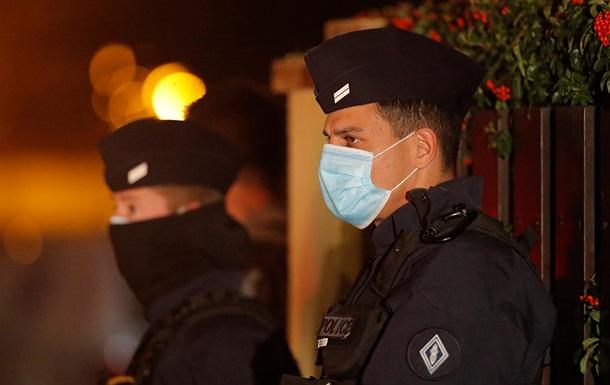 По делу о теракте во Франции задержаны четыре человека